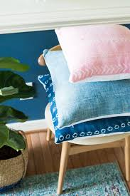 How Do I Make Cushion Covers Easy Diy Zippered Pillow Cover Tutorial For Begginers