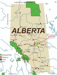 Calgary Alberta Canada Map by Xivth World Water Congress Impressions 3 Alberta Allocation