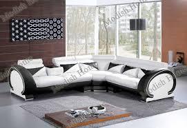 Sofa Wholesale Designer Black And Real Italian Leather Corner Sofa Wholesale