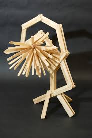 nathalie chikhi popsicle stick art stick art and craft
