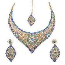 diamonds necklace images Austrian diamonds necklace set by asian pearls necklace sets jpg