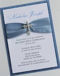 communion invitations boy best 25 communion invitations ideas on holy communion