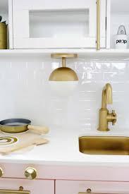 staining ikea kitchen cabinets mid century modern ikea play kitchen hack a beautiful mess