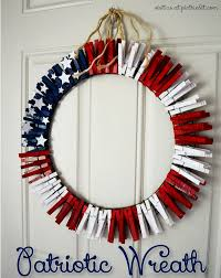 4th Of July Decoration Ideas Diy Patriotic Crafts And Decorations For 4th Of July Or Memorial Day