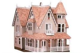 Free Doll House Design Plans by Stupendous 11 Dollhouse Castle Plans Free Doll House Home Array