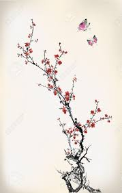 56 best cherry blossom art images on pinterest cherry blossom