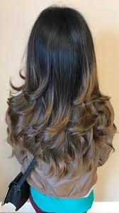 step cutting hair cutting hairstyle for thin hair long curly hair pictures indian