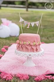 busy in brooklyn first birthday cake