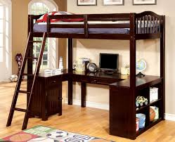 Furniture Of America Dutton Espresso Twin Bunk Bed With - Furniture of america bunk beds