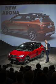 all new 2018 seat arona is an ibiza on stilts