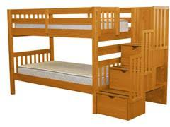 stairway bunk beds free shipping bunk bed king