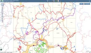 Snowmobile Trail Maps Michigan by Other Interactive Maps Cattaraugus County