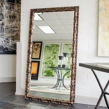 Decorative Mirrors For Bathrooms by Custom Sized Framed Mirrors Bathroom Mirrors Large Decorative