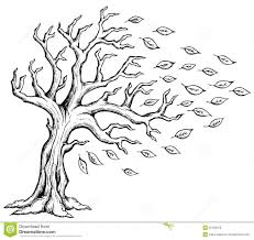 trees blowing in the wind clipart clipartxtras