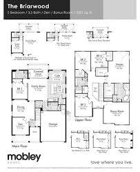 Briarwood Homes Floor Plans | briarwood ta florida 33647 briarwood plan at bassett creek