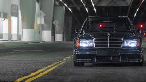 low mileage mercedes 190 e evolution ii needs a new home