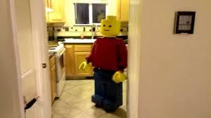 Lego Brick Halloween Costume Homemade Lego Guy Costume