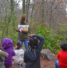 meet children u0027s garden educator tarneshia evans lewis ginter