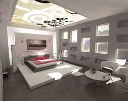 modern contemporary bedroom designs brown laminate wooden floor