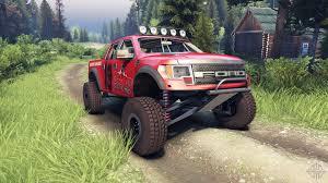 Ford Ranger Pre Runner 03 03 16 For Spin Tires