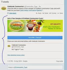 how to set up and use lead generation cards in your tweets
