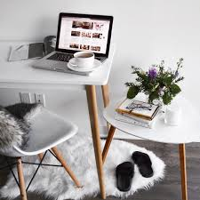 scandinavian home design instagram bright and modern scandinavian home office featuring the horsen