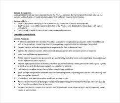 Resume Examples For Medical Office by 11 Word Administrative Assistant Resume Templates Free Download