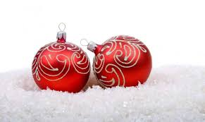 ornaments white background collection hfth thank you