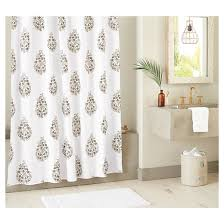 paisley shower curtain threshold target