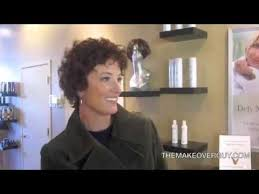 hair makeovers for women over 40 the makeover guy over 40 heart touching surprise makeovers youtube