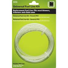 universal fuel line kit ac04124 the home depot