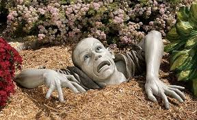 Cool Garden Ornaments Cool Garden Statues And Decor Home Design Layout Ideas