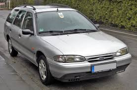 ford mondeo first generation wikiwand