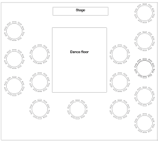 wedding reception floor plan template wedding reception layout reception decoration ideas 2018