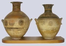 Greek Vase Painting Techniques Greek Pottery Styles Polytropon Art At Delphi Greece