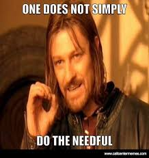One Simply Does Not Meme - one does not simply archives call center memes