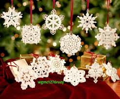 lenox 12 days of snowflakes set of 12 ornaments lenox