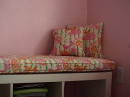 ikea expedit custom cushion for nursery playroom
