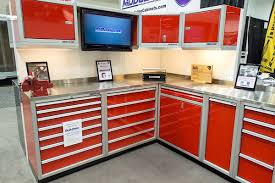 Xtreme Garage Cabinets Pri 2013 Moduline Makes The Storage Solutions Gearheads Want