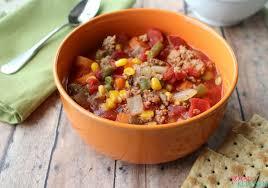 slow cooker vegetable soup consumerqueen com oklahoma u0027s coupon queen