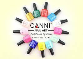 30917h nail polish 207 color chart canni paint color gel polish