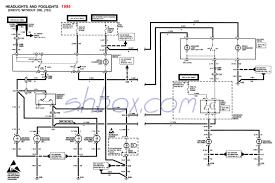 1968 camaro electrical wiring diagram wiring diagrams wiring