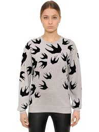 alexander mcqueen women clothing sweatshirts reasonable sale price