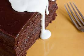 recipe southern style chocolate cake with chocolate ganache