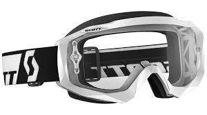 scott motocross helmet scott hustle mx vice black blue goggle offroad goggles outlet