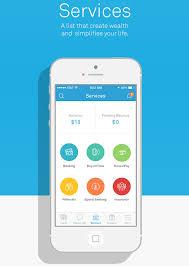 app design inspiration 6 mobile app design inspiration knoxxi socially rewarding