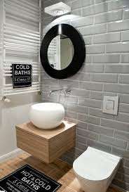 Modern Tiling For Bathrooms Subway Tiles In 20 Contemporary Bathroom Design Ideas Rilane