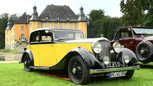 classic bentley bentley 3 5 l parkward sports saloon 1934 vintage classic car on