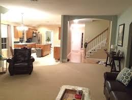 download open floor plan and paint house scheme