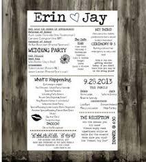 wedding menu template modern calligraphy by diyweddingsprintable